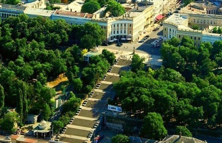 В Одесі Потьомкінські сходи закриють на ремонт в розпал туристичного сезону