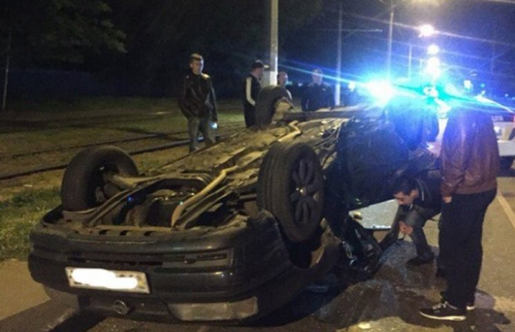 ДТП в Одесі: постраждали п