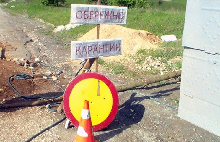 """На Хмельнитчине, вероятно, выпускают """"чумную"""" колбасу"""