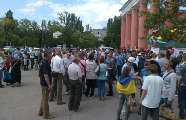 В Николаеве большинство поддержало строительство скандального храма МП
