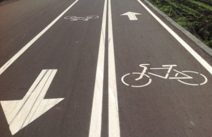 """У центрі Одеси облаштують """"золоті"""" велодоріжки"""