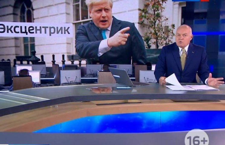 Видео дня: Неприличный стих Киселева и ядерная бомба Жириновского