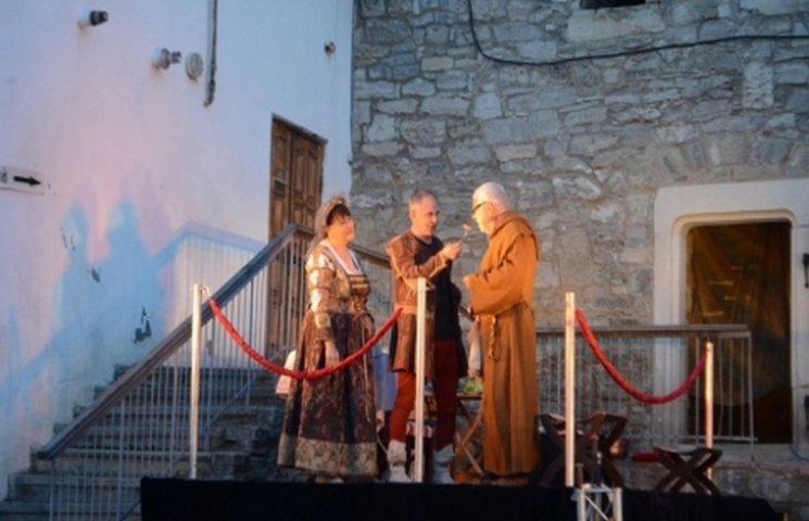 Київський театр розпочав благодійний тур з Кам