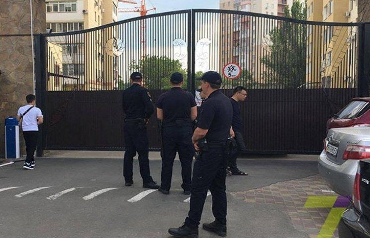 В Одесі відбуваються чергові обшуки у азіатів