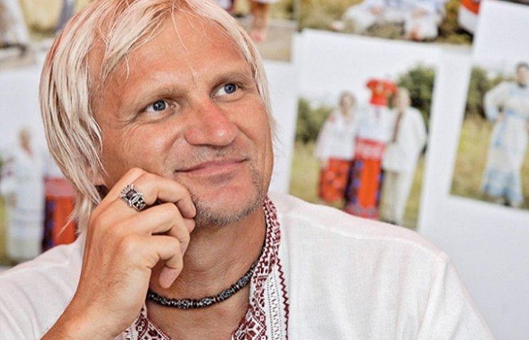 Олегу Скрипці виповнюється 42 роки