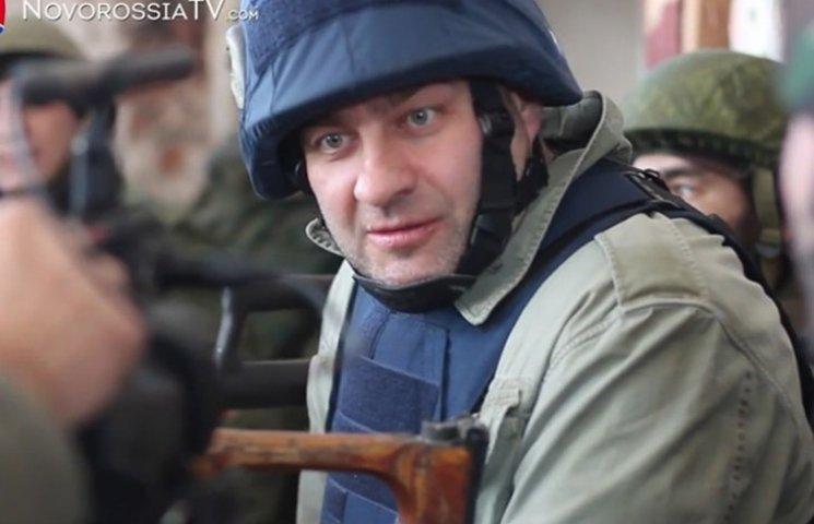 """""""Донбаський стрілець"""" Пореченков хоче, щоб його називали """"Міша Крим"""""""