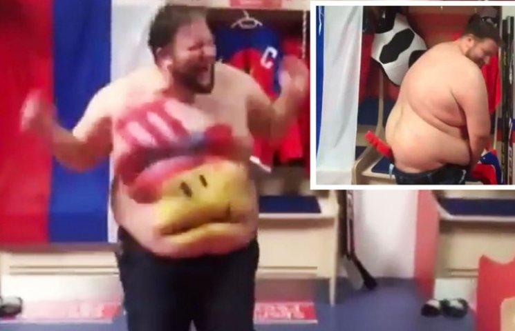 Видео дня: Моча в коньках российского хоккеиста и новая ложь Киселева