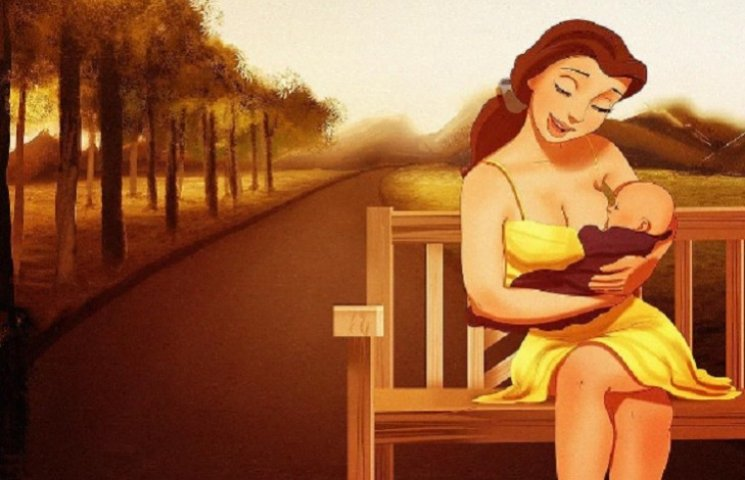 Інстаграм про диснеївських принцес та їхнє справжнє життя підірвав інтернет