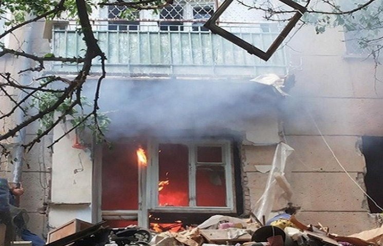Вибух в житловому будинку в Одесі стався через газовий котел