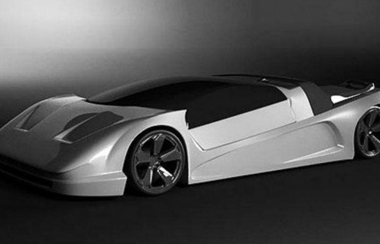 В Украине разрабатывают первый суперкар (ФОТО)
