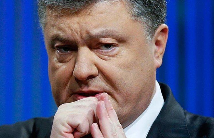 Петро Порошенко: два роки при владі у 20 фото