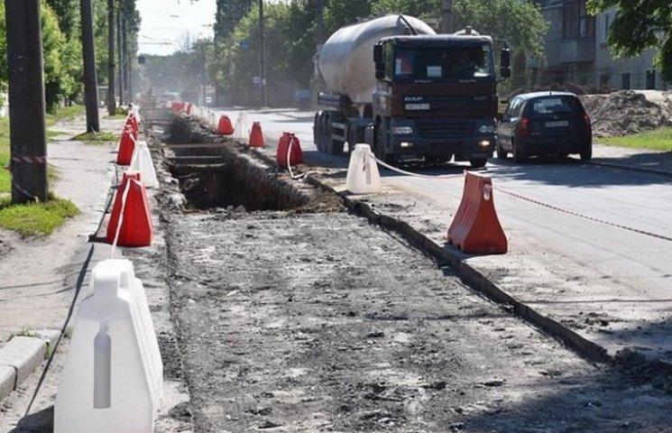 У Вінниці модернізують 9 км теплотраси