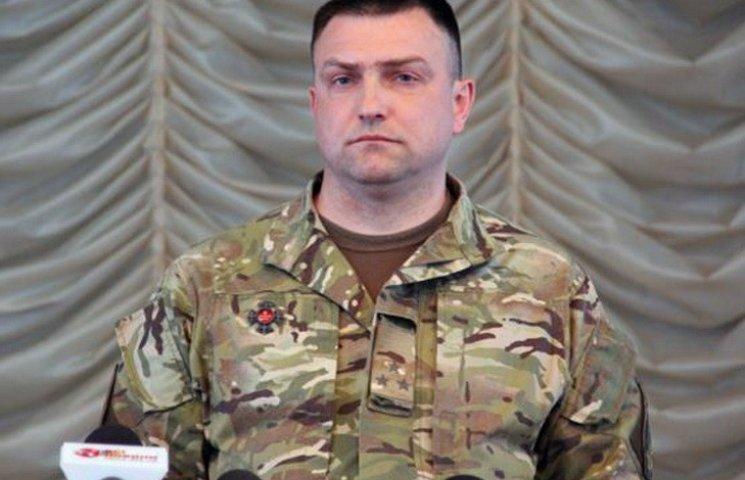 Житомирську поліцію очолив бойовий командир нардепа Берези