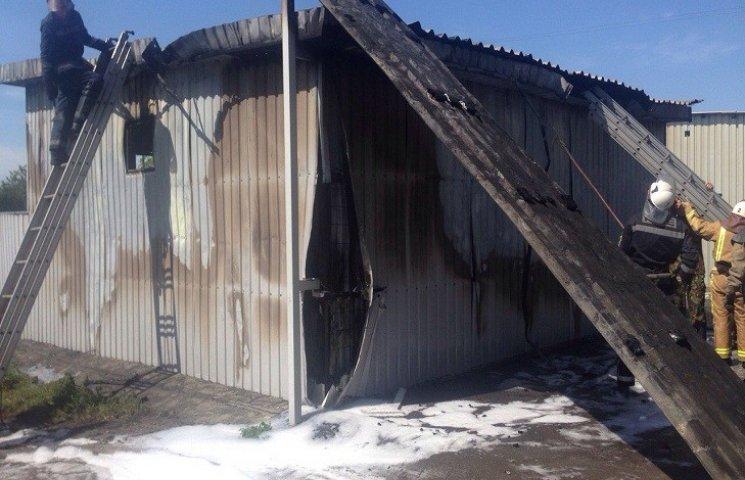 Масштабна пожежа в Харкові: офіційна інформація рятувальників (ВІДЕО, ФОТО)