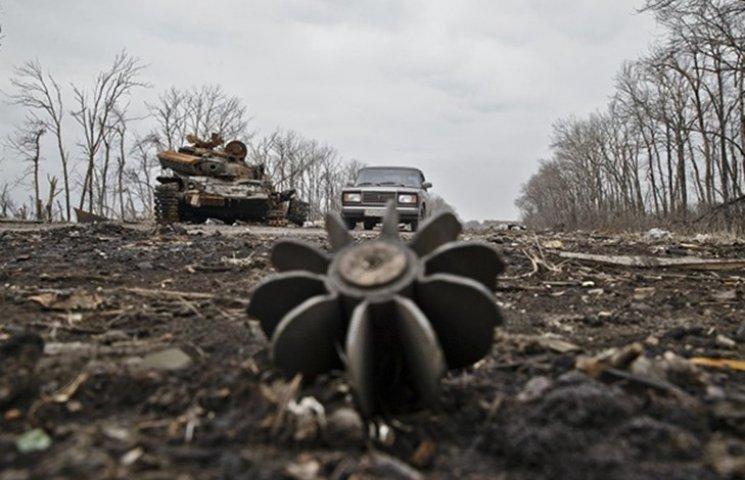 Стали відомі подробиці штурмової атаки бойовиків поблизу Новотроїцького