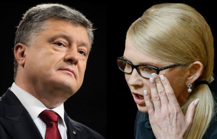 Порошенко и Тимошенко: Кто больше пострадает от возвращения Савченко