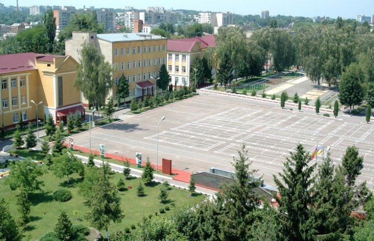 Хмельницький – столиця прикордонної служби України
