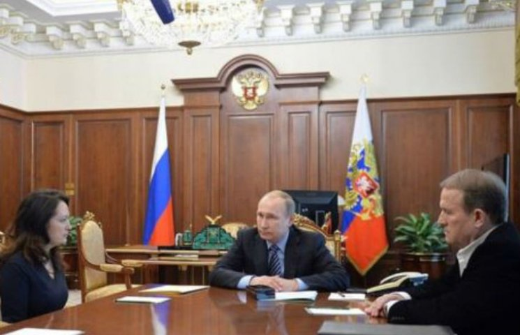 Фейгин объяснил, зачем Путин приплел Медведчука к обмену Савченко