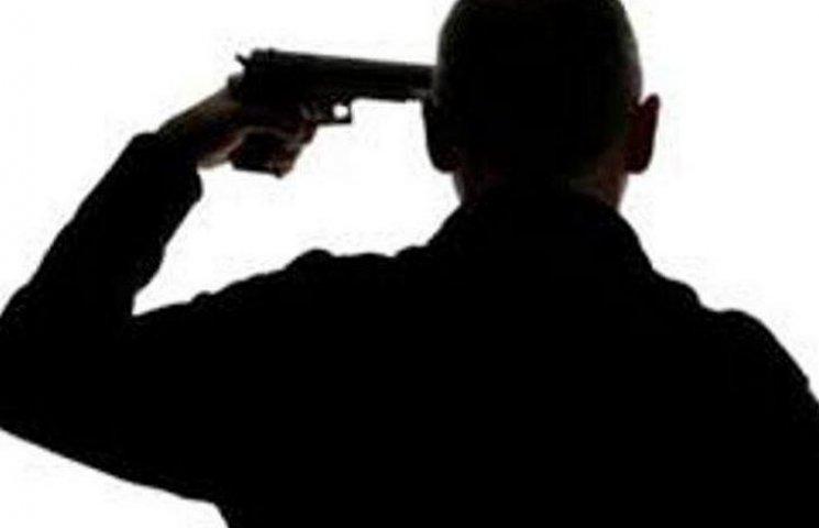 Вінничанин посварився з дружиною і прострелив собі голову