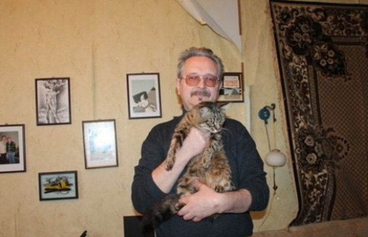 Помер відомий вінницький фантаст Ігор Федоров