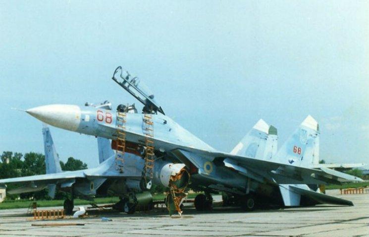 Почти 20 лет назад на Полтавщине из-за работников аэродрома в аварию попали три СУ-27