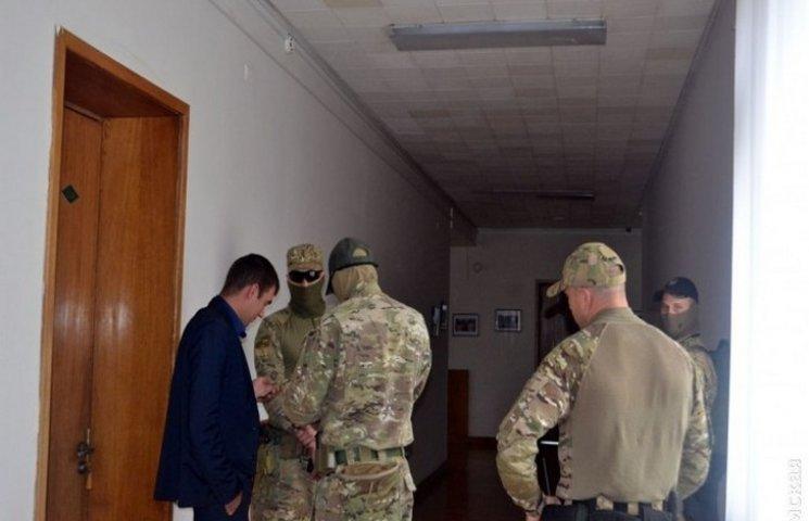 Прокуратура проводить обшук у помічника Саакашвілі