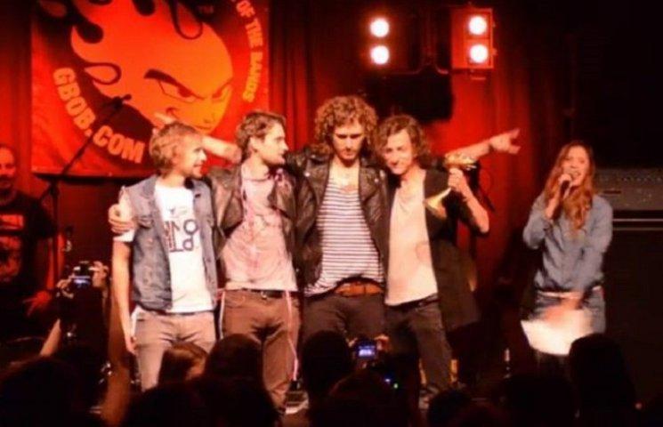 Український гурт SINOPTIK виграв світовий фінал The Global Battle of the Bands