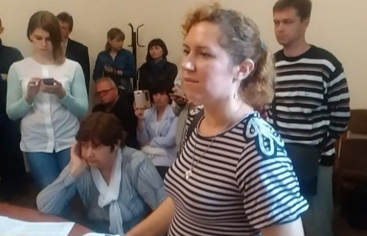 """Миколаївська сепаратистка хотіла """"вибити"""" оренду для своєї організації"""