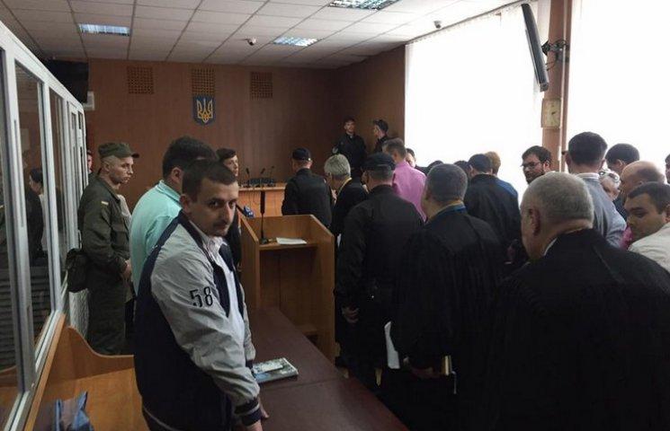 """В Одесі суддям у справі """"2 травня"""" скандували націоналістичні речівки"""