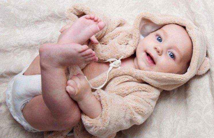 Минулоріч у Вінниці народилось понад 16 тисяч немовлят