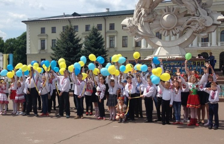 Діти Хмельниччини закликали Путіна припинити війну