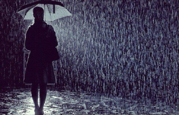 На Вінниччині прогнозують тиждень дощів з грозами та градом