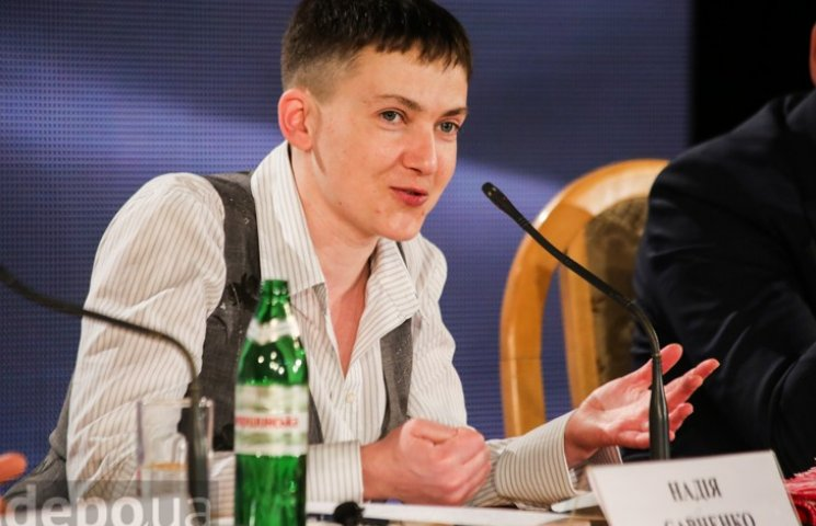 """Видео дня: """"Президентство"""" Савченко и мегаляп от Кличко"""