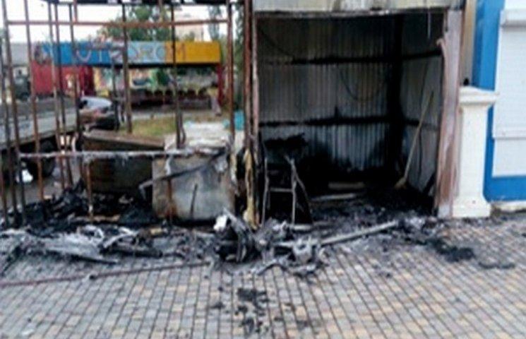 Чергова пожежа в Затоці на Одещині