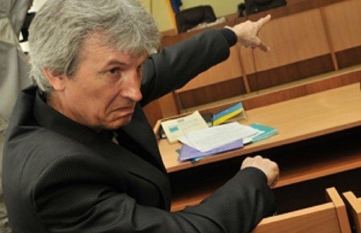 Чем известен адвокат из Донецка, который напал на жену Турчинова