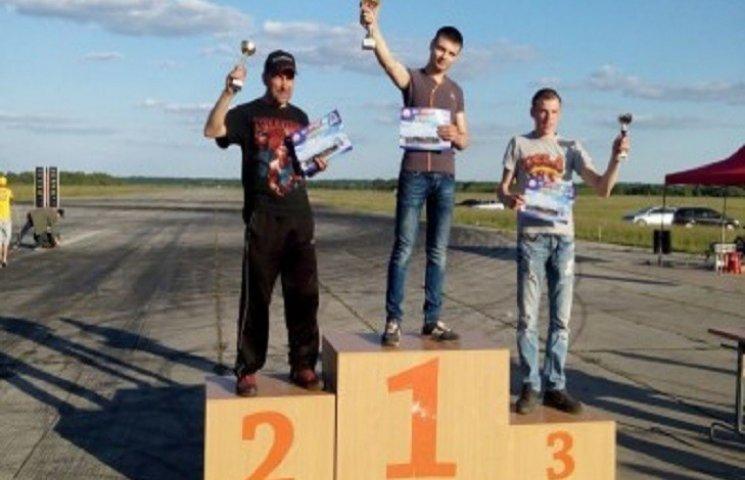 Автогонщик з Хмельницкого став найкращим у Національних змаганнях