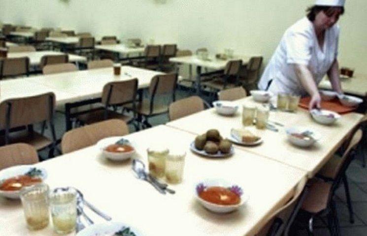 За шкільні обіди батькам доведеться доплачувати півсотні гривень на місяць