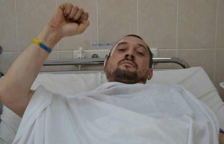 У Дніпрі рятують пораненого з гранатомету бійця