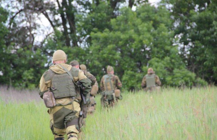 """Сектор """"Донецьк"""": Українські військові не втрачали жодного міліметру землі під Зайцевим"""