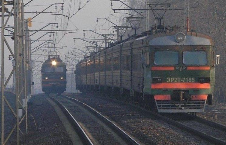 На Вінниччині потяг вбив пенсіонерку