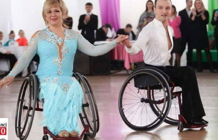 Танцюристи-візочники з Хмельниччини завоювали золото у Фінляндії