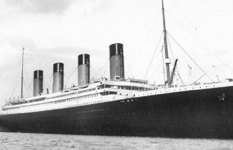"""Як народжувався легендарний """"Титанік"""""""
