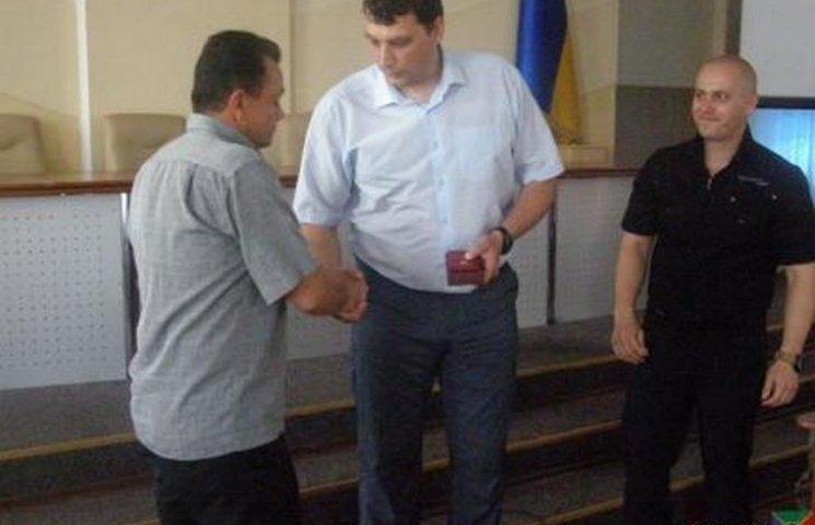 В Козятині двоє захисників Дебальцевого отримали медалі