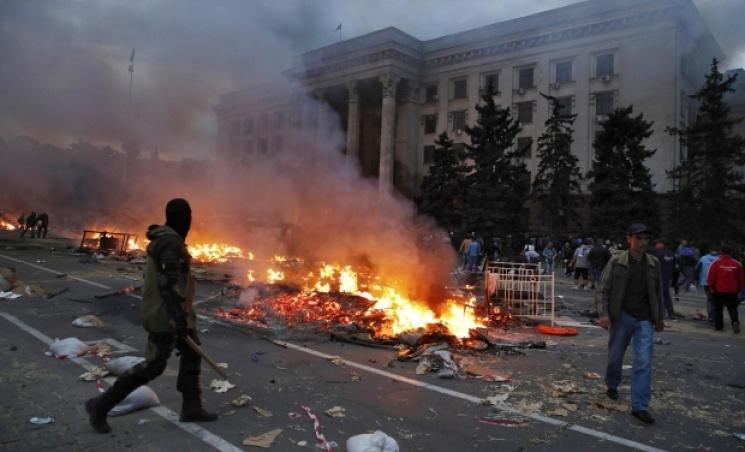 Как это было: Хронология одесских событий 2 мая (18+)