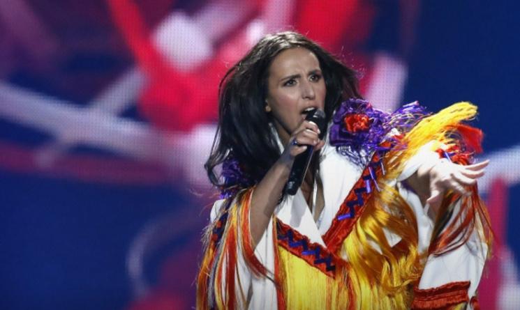 Скандал на Євробаченні: один із виступів…