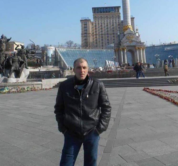 Взоне АТО умер грузинский офицер-доброволец Давид Сихарулидзе