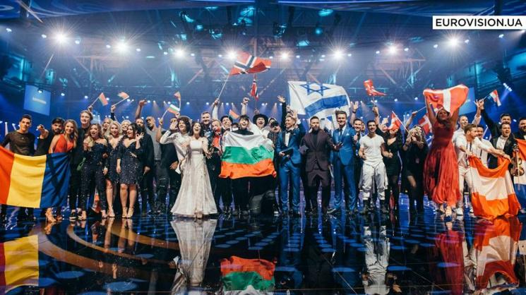 Фінал Євробачення-2017: Похвилинно про те, як усе відбувалося