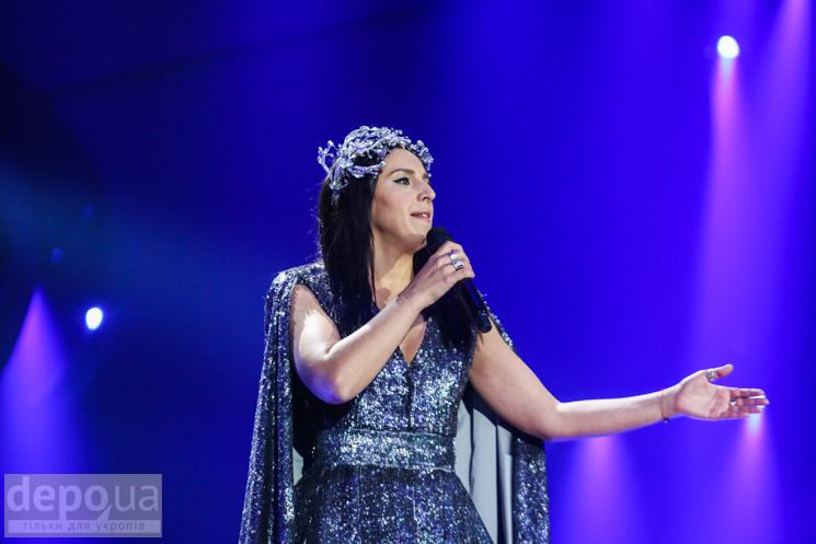 Джамала презентує на Євробаченні нову пі…