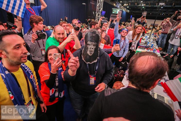 Як журналісти Європи підтримували своїх виконавців на Євробаченні
