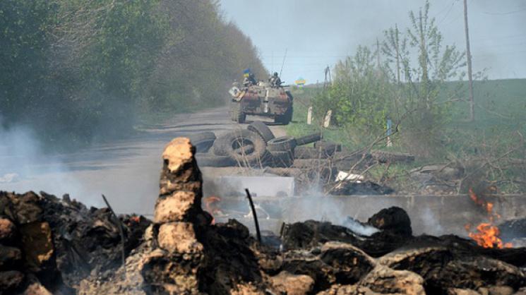Ополченцы ДНР заняли покинутые украинскими силовиками позиции под Мариуполем